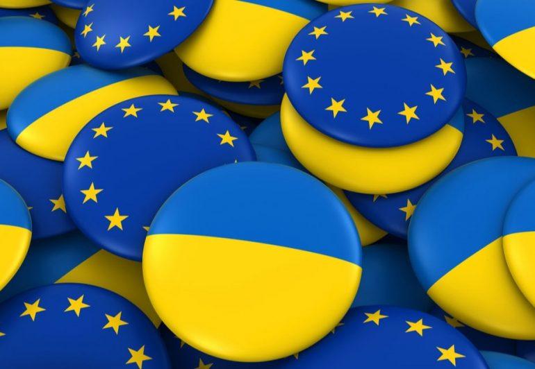 უკრაინის ექსპორტში რუსეთის წილი 7.7 პროცენტია, ევროკავშირის - 42%