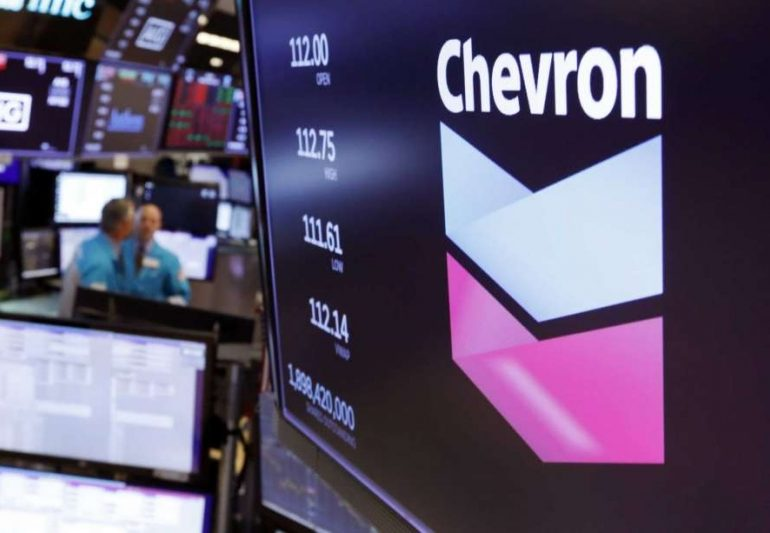 Chevron picks Noble in biggest U.S. energy deal since the oil crash