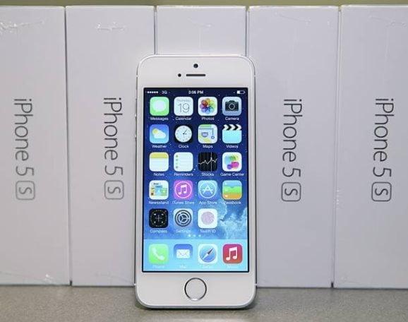 iPhone 5s-ი მსოფლიო ბაზრის ლიდერია