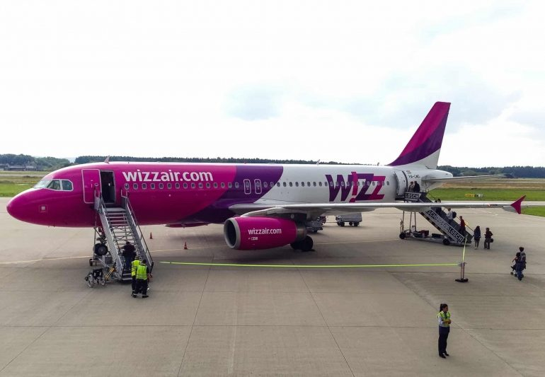 WIZZ AIR releases statement about operating in Georgia