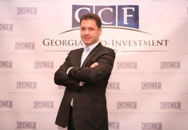 С должности CEO фонда соинвестирования Георгий Бачиашвили был переведен на должность председателя консультативного совета
