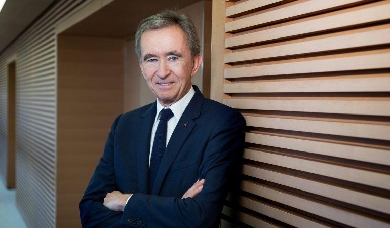 Louis Vuitton group owner Bernard Arnault has no intention of buying AC Milan