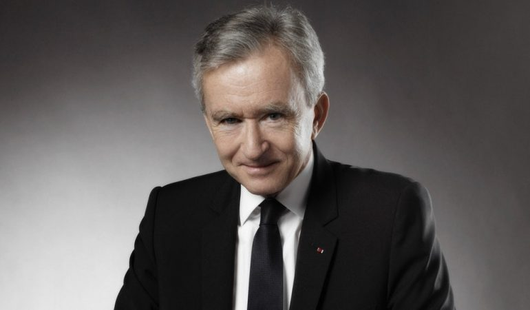 Bernard Arnault Is $8 Billion Richer After Dior, Louis Vuitton Sales Soar