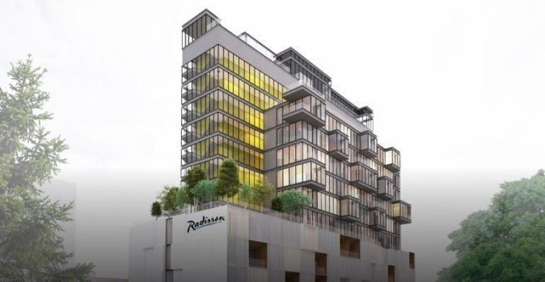 თბილისში ახალი Radisson 2021 წელს გაიხსნება