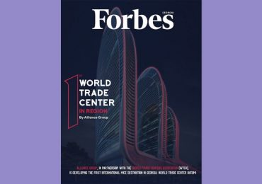 Forbes Georgia in English - Issue #16
