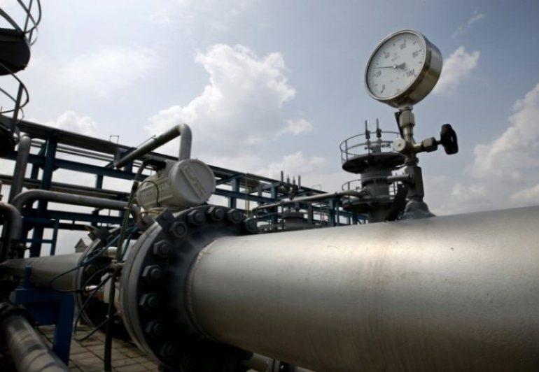 Gürcistandan geçerek Azerbaycan doğalgazı AB sınırına ulaştı