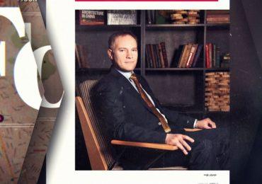 Forbes Georgia-ს 2018 წლის აპრილის ნომერი