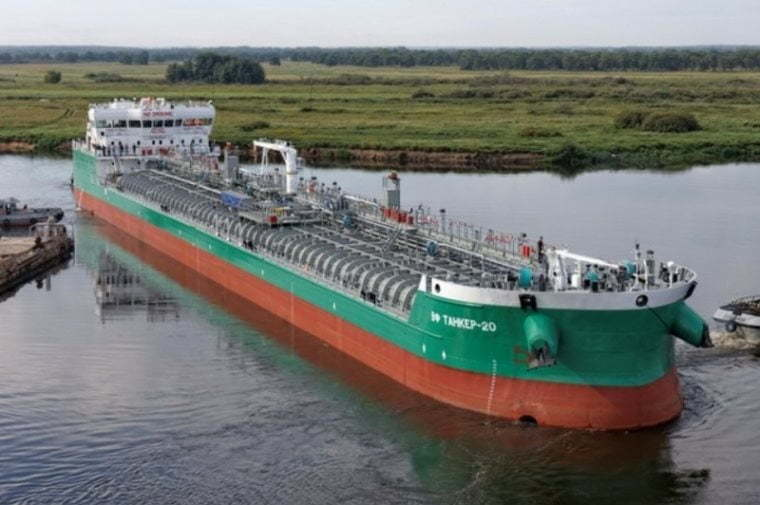 V.F. Tanker Ltd. continues to transport Turkmen crude oil to Iran