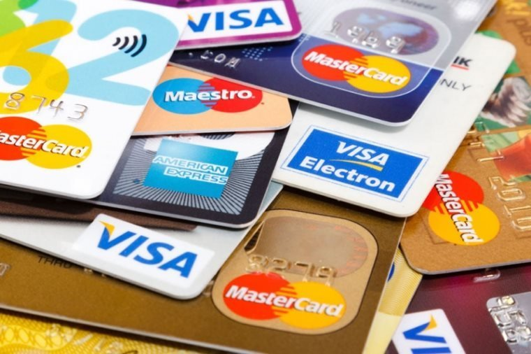 Statistics of payment cards in Georgia