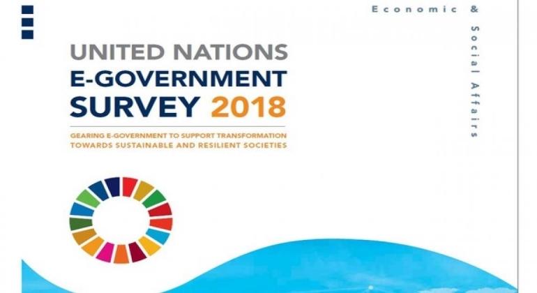 Georgia ranks 60th in the world in E-government Development Index