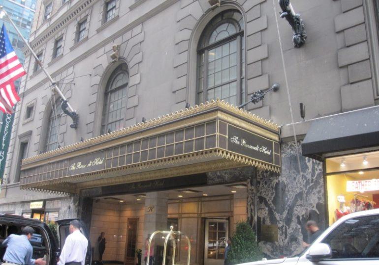 ნიუ-იორკის ისტორიული სასტუმრო იხურება