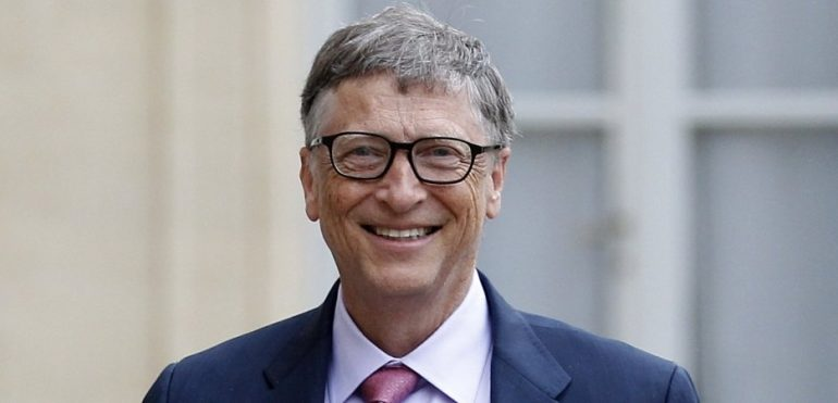 Bill Gates Explains What Separates Successful Leaders From Everyone Else in 2 Words