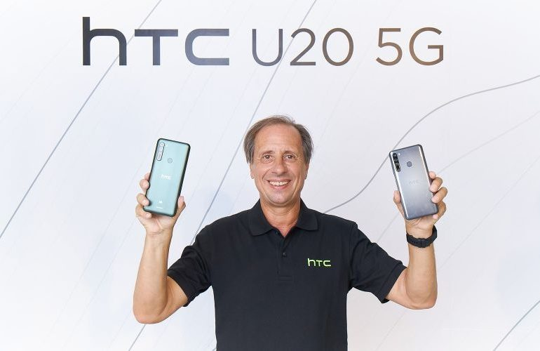 HTC CEO Yves Maitre resigns after less than a year