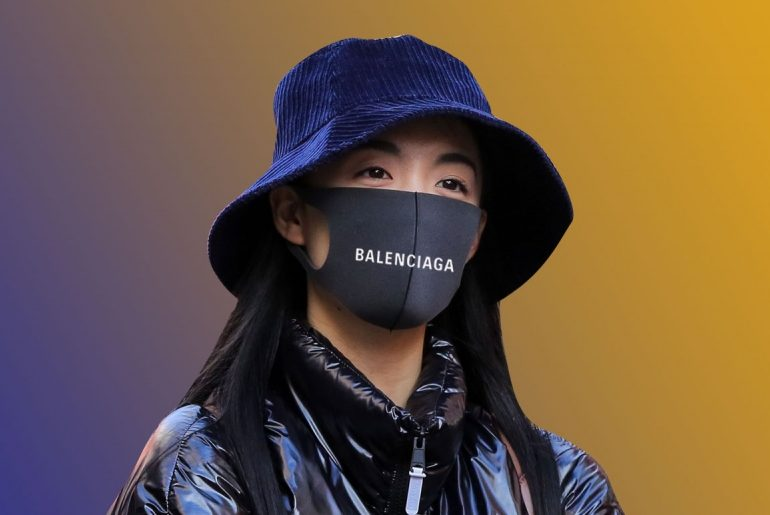 Balenciaga, Gucci and Saint Laurent will start making face masks in its workshops