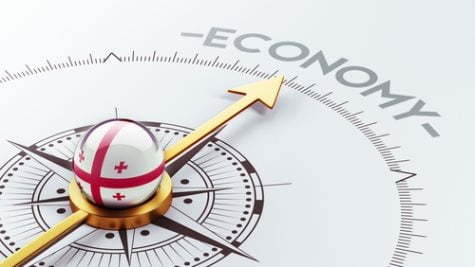 სავალუტო ფონდმა საქართველოს ეკონომიკური ზრდის პროგნოზი 2.7%-მდე შეამცირა