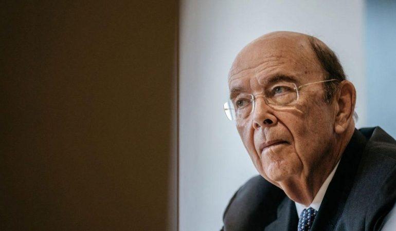 აშშ-ის ვაჭრობის მდივანი, 82 წლის უილბურ როსი საავადმყოფოში გადაიყვანეს