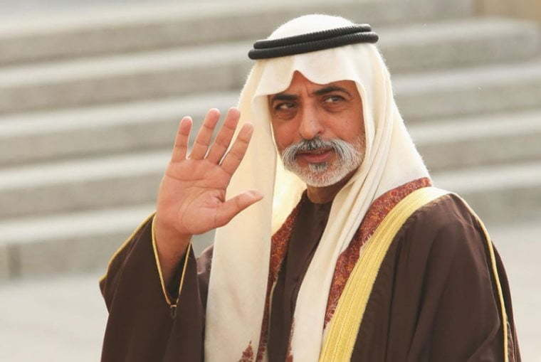 Sheikh Al Nahyan To Double The Investment Volume In Georgia
