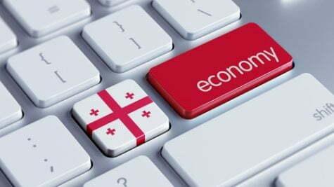 სავალუტო ფონდმა საქართველოს ეკონომიკური ზრდის პროგნოზი 2.5%-მდე შეამცირა