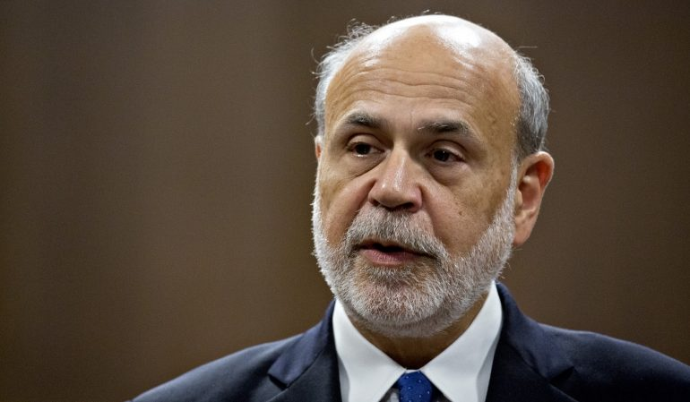 Bernanke rejects Great Depression comparisons as he says GDP could slump by 30%
