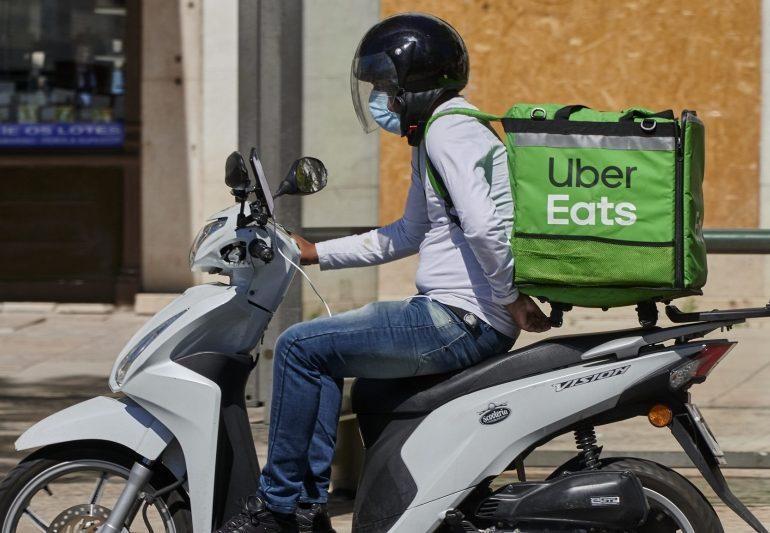 Uber, Postmates Agree on $2.65 Billion All-Stock Deal