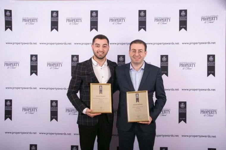Alliance Group Wins Double Accolade At European Property Awards