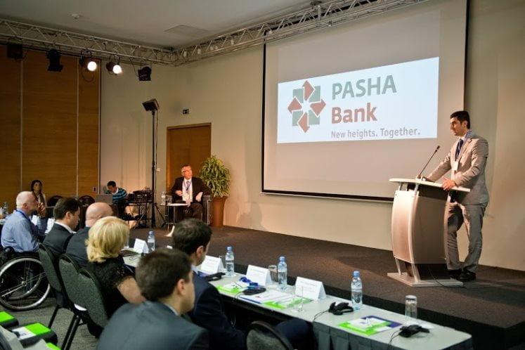 პაშა ბანკმა ბიზნესის განვითარების ფორუმს სპონსორობა გაუწია