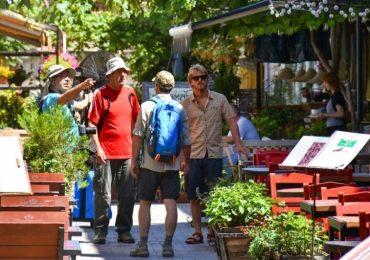 İçişleri Bakanlığı: ağustos ayında turistler sayısı %2 oranında arttı