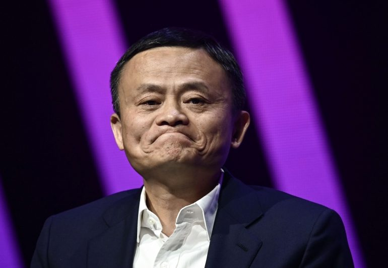 Alibaba's Jack Ma to Leave SoftBank Board On June 25