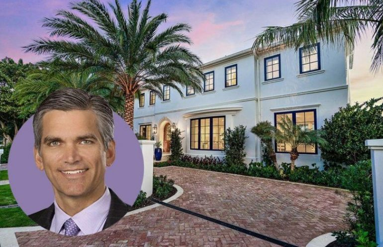 Former Sotheby's CEO buys Palm Beach home for $8M