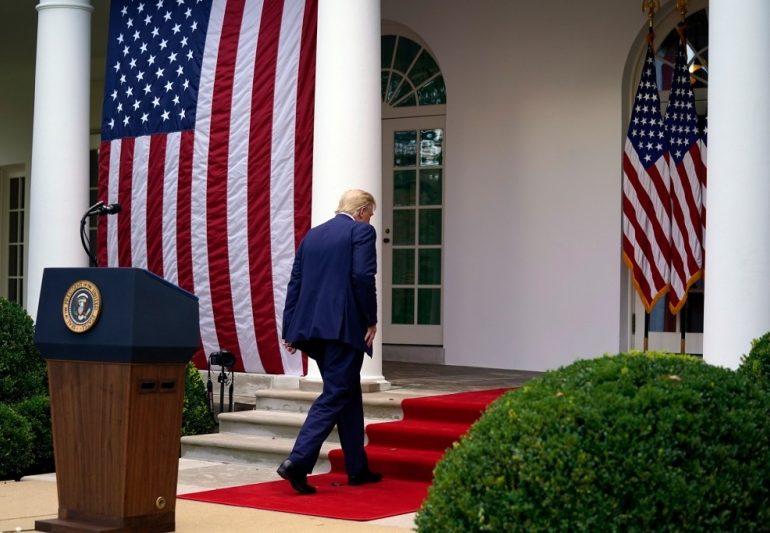 CNN: America's CEOs say Trump failed on coronavirus - and they're backing Biden