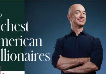 ყველაზე მდიდარი ადამიანი დედამიწაზე – Forbes-ის განახლებული რეიტინგი TOP 10
