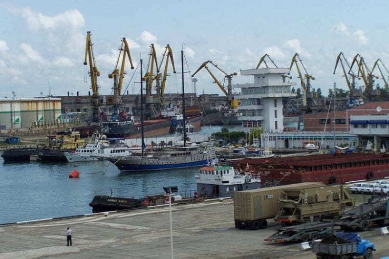 Cargo Turnover Still Declining In The Georgian Corridor