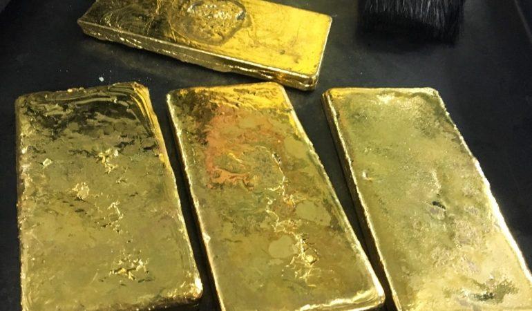 Gold has 'immunity' to coronavirus, Goldman says