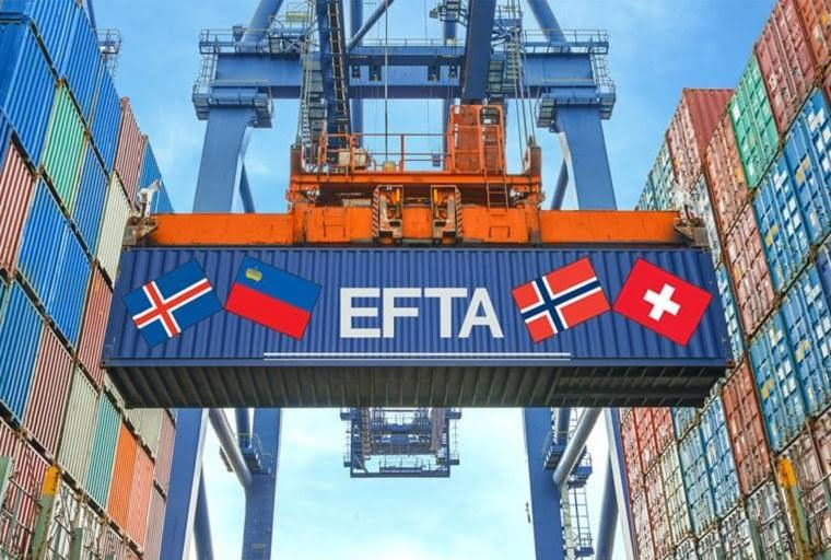 Switzerland ratified the EFTA-Georgia Free trade agreement