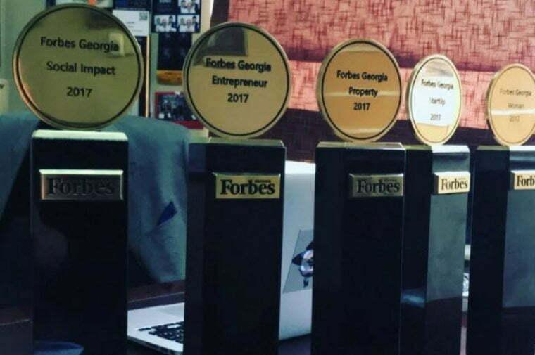 Forbes Georgia Starts Annual Awarding