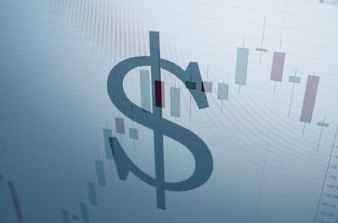 ეროვნულმა ბანკმა 40 მილიონი დოლარი გაყიდა, ლარის კურსმა კი 2.22 შეადგინა