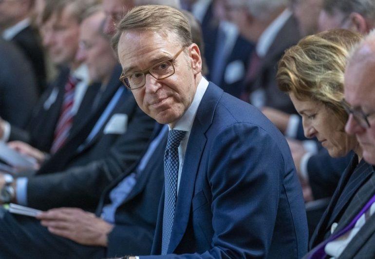 ECB's Weidmann Says a German Recession Is 'Now Inevitable'