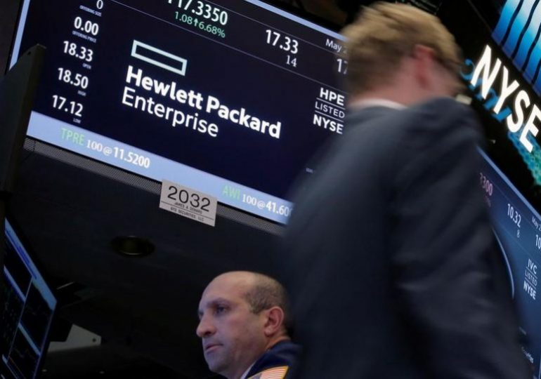 Reuters: HP Enterprise to buy Silver Peak for about $925 million