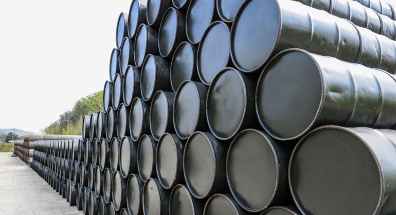 ბარელი ნავთობის ფასი 72 დოლარამდე გაიზარდა