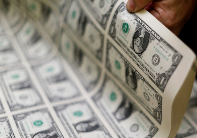 US budget deficit hit record-shattering $864B in June