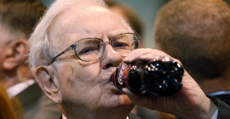 Warren Buffett joked that he