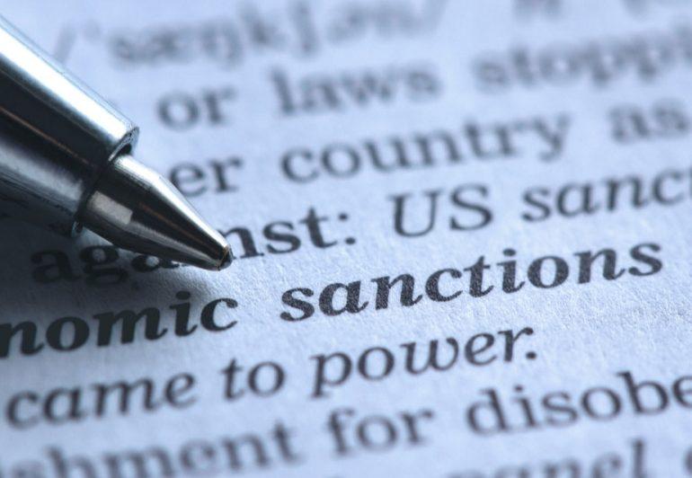 საქართველოში რეგისტრირებული ირანული კომპანია აშშ-მ სასანქციო სიაში შეიყვანა