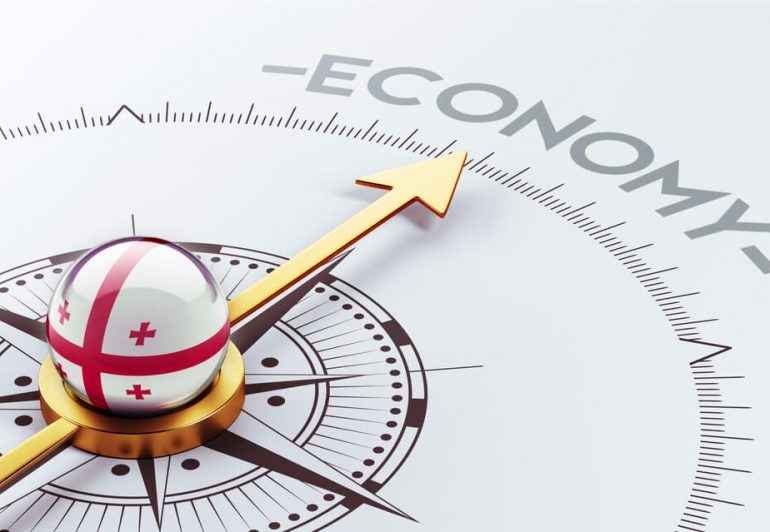 Economic Growth In Georgia And Countries Of The Region