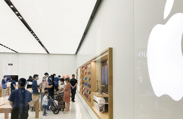 Apple-მა დასაკეცი სმარტფონის დაპატენტების შესახებ განაცხადა