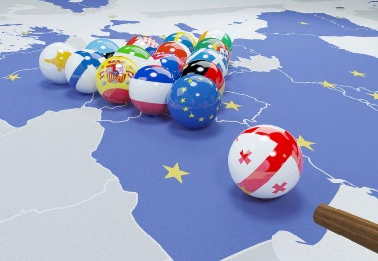ივლისში საქართველოს ექსპორტი ევროკავშირში 54 პროცენტით გაიზარდა