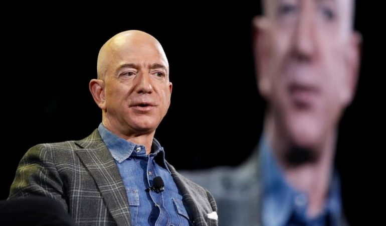 Jeff Bezos is donating $100 million to American food banks