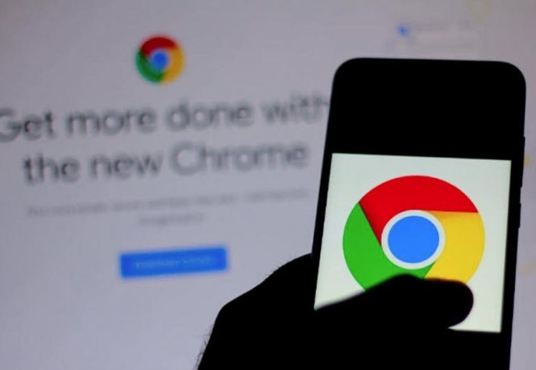 Google-ი მომხმარებელს Chrome-ის განახლებულ ვერსიას სთავაზობს