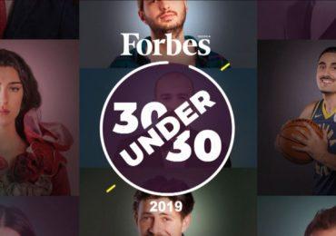 Forbes Georgia 30 Under 30 - 2019 წელი