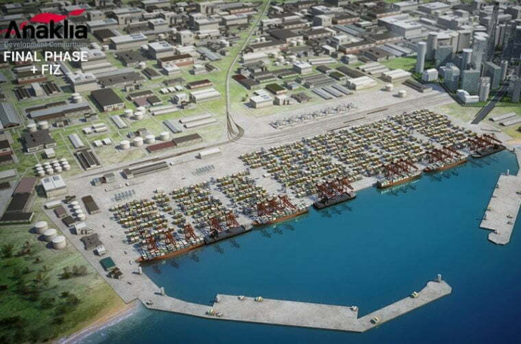 Anaklia Development Consortium appoints SSA Marine as terminal operator