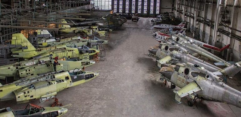 There's A Russian Version Of The A-10 Tank-Killer. Now a Tiny Country Wants To Make Copies